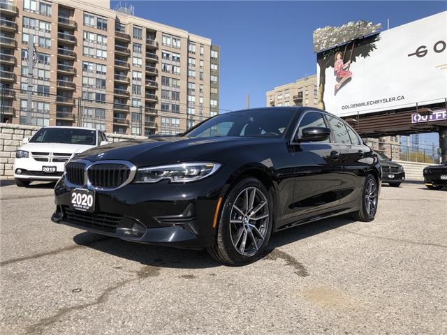 2020 BMW 330i xDrive 3MW5R7J02L8B17704 P5256 in North York