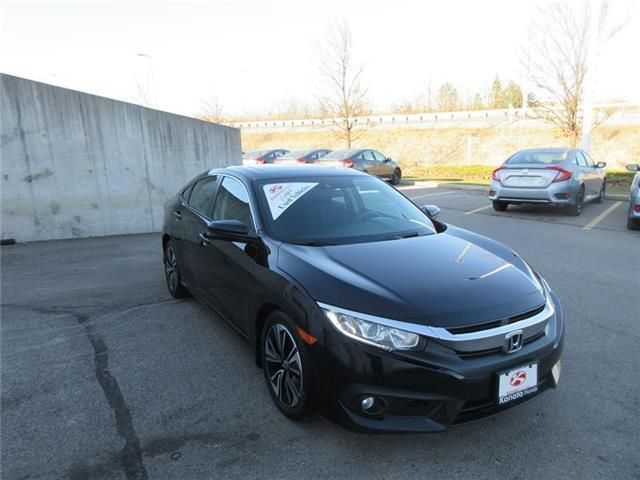 2017 Honda Civic EX-T (Stk: K16093A) in Ottawa - Image 1 of 9