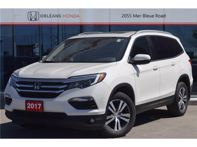 2017 Honda Pilot EX (Stk: 210067A) in Orléans - Image 1 of 30