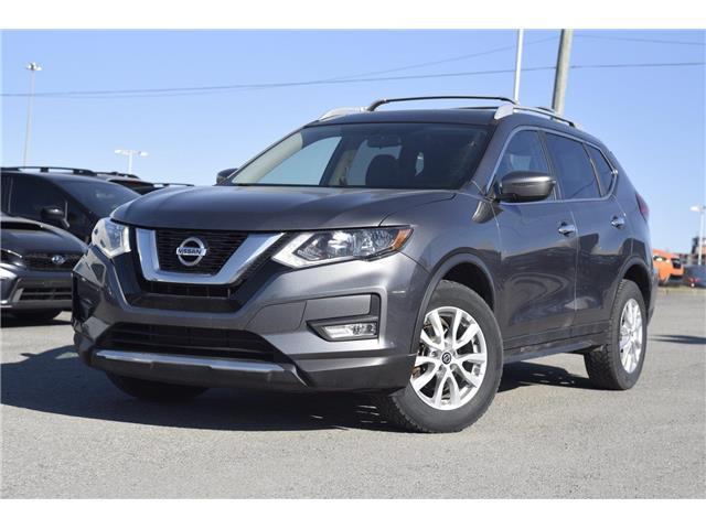 2017 Nissan Rogue SV (Stk: P2473) in Ottawa - Image 1 of 26