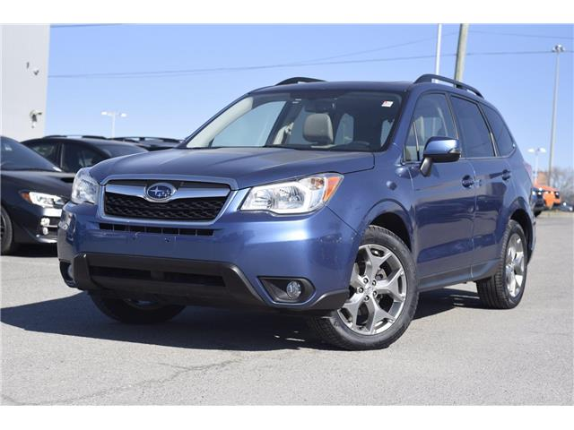 2015 Subaru Forester 2.5i Limited Package (Stk: P2466) in Ottawa - Image 1 of 25