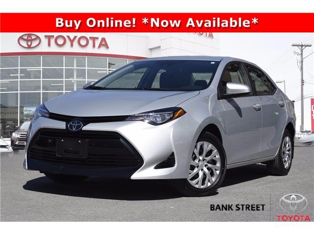 2017 Toyota Corolla LE (Stk: L28499) in Ottawa - Image 1 of 23