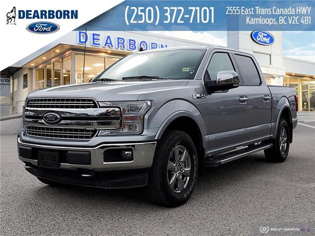 2020 Ford F-150 Lariat (Stk: KM014) in Kamloops - Image 1 of 26