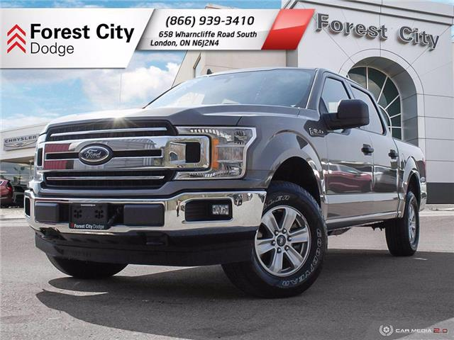 2019 Ford F-150  (Stk: DW0127) in London - Image 1 of 29