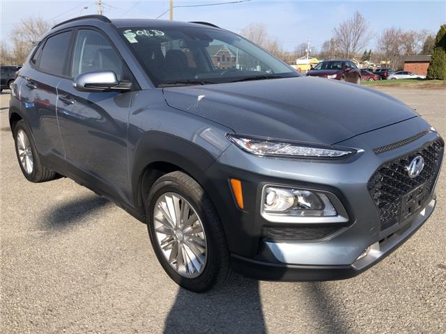 2019 Hyundai Kona 2.0L Luxury (Stk: -) in Kemptville - Image 1 of 24