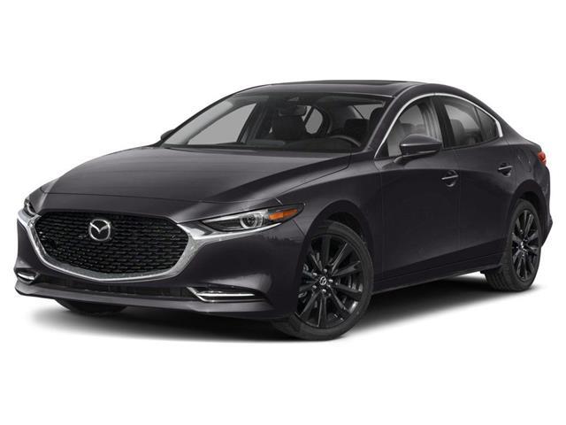 2021 Mazda Mazda3 GT w/Turbo (Stk: L8449) in Peterborough - Image 1 of 8