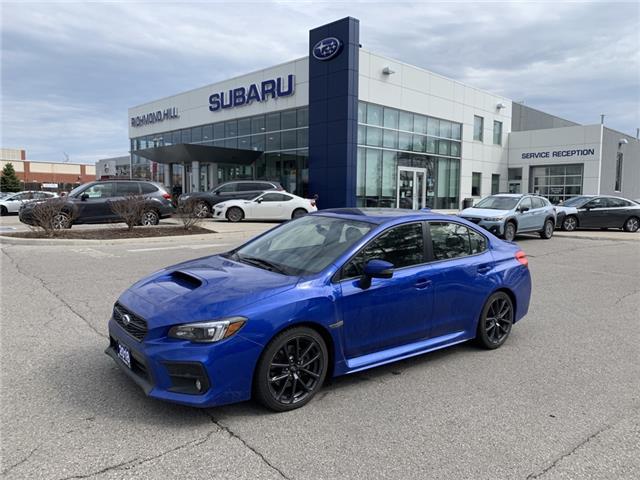 2018 Subaru WRX Sport-tech (Stk: LP0563) in RICHMOND HILL - Image 1 of 3