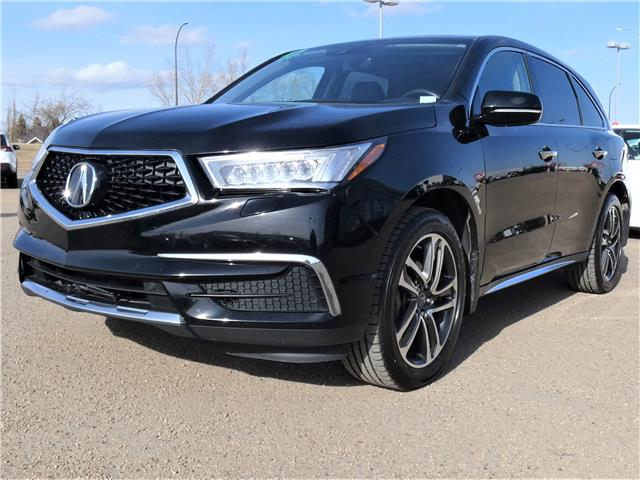 2017 Acura MDX Navigation Package (Stk: HIM101A) in Lloydminster - Image 1 of 19