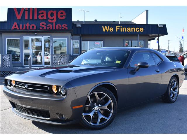 2017 Dodge Challenger SXT (Stk: P38275) in Saskatoon - Image 1 of 24
