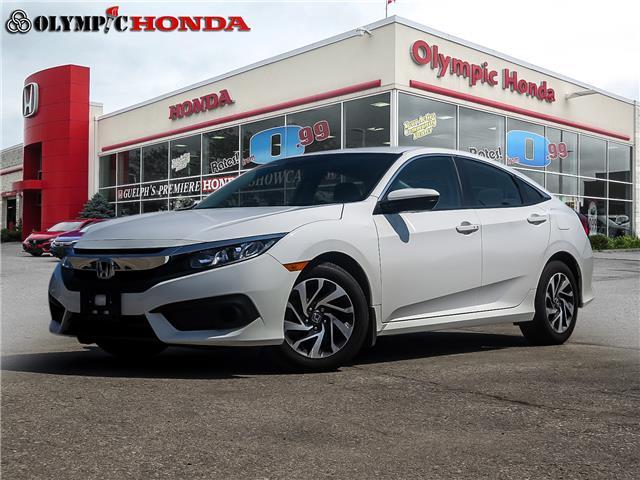 2018 Honda Civic SE (Stk: U2299) in Guelph - Image 1 of 25