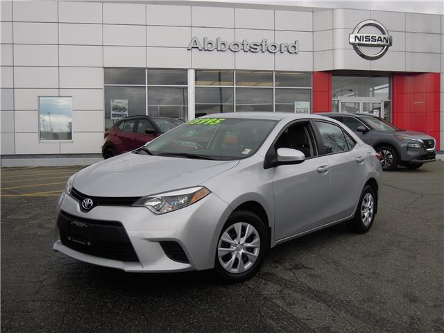 2016 Toyota Corolla CE (Stk: A21080A) in Abbotsford - Image 1 of 27