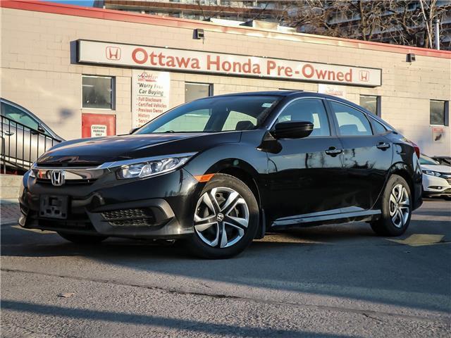 2017 Honda Civic LX (Stk: H84920) in Ottawa - Image 1 of 26
