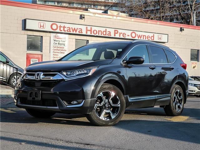 2019 Honda CR-V Touring (Stk: H89460) in Ottawa - Image 1 of 30