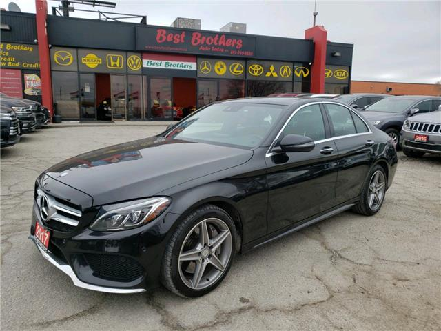 2017 Mercedes-Benz C-Class Base (Stk: 180100) in Toronto - Image 1 of 20