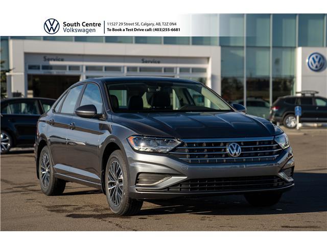 2020 Volkswagen Jetta Highline (Stk: 00255) in Calgary - Image 1 of 40