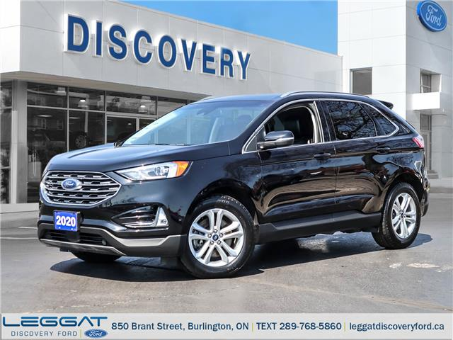2020 Ford Edge SEL (Stk: 20-78216-B) in Burlington - Image 1 of 28