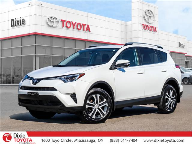 2017 Toyota RAV4 LE (Stk: D202306A) in Mississauga - Image 1 of 30