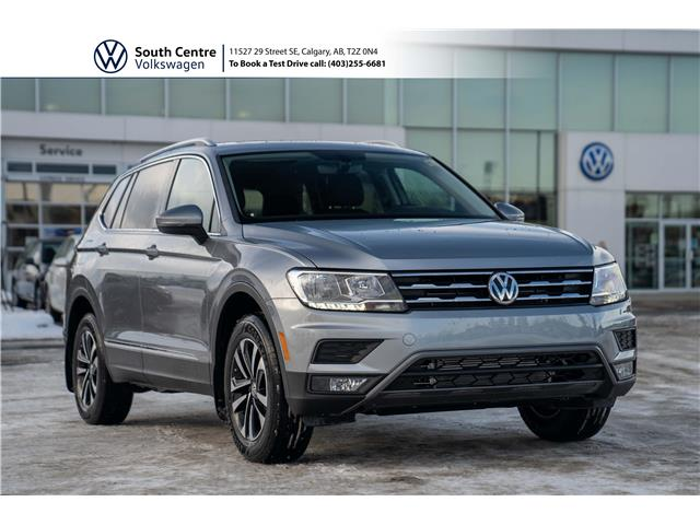 2021 Volkswagen Tiguan United (Stk: 10121) in Calgary - Image 1 of 46