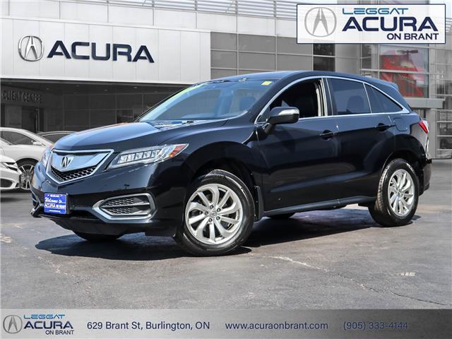 2017 Acura RDX Tech (Stk: 4463) in Burlington - Image 1 of 30