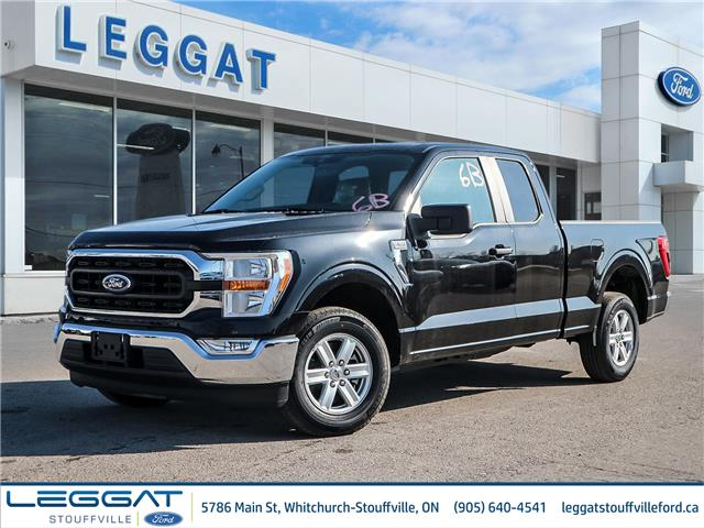 2021 Ford F-150 XLT (Stk: F111159) in Stouffville - Image 1 of 21