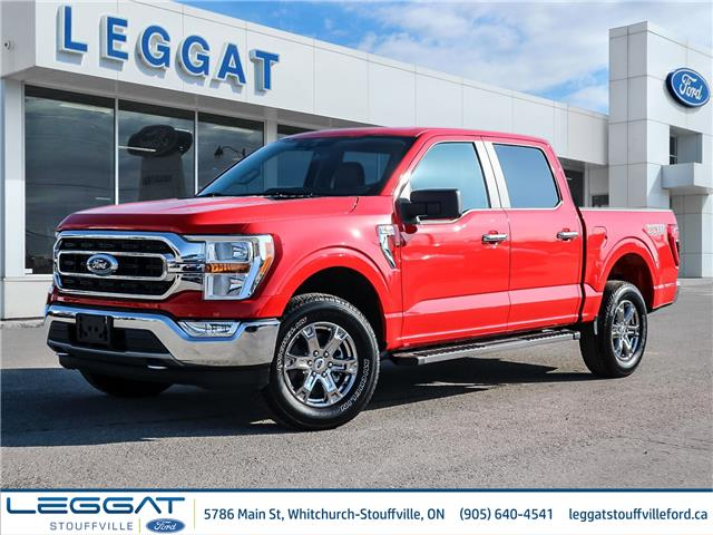 2021 Ford F-150 XLT (Stk: F112801) in Stouffville - Image 1 of 26