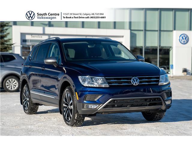 2021 Volkswagen Tiguan United (Stk: 10134) in Calgary - Image 1 of 49