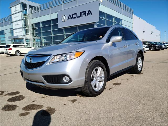 2015 Acura RDX Base (Stk: A4387A) in Saskatoon - Image 1 of 1