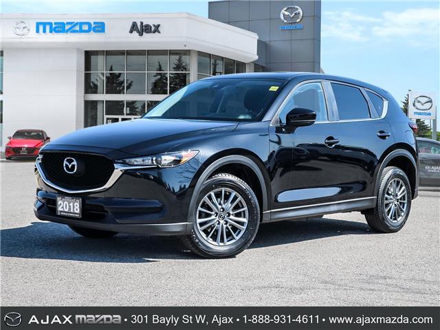 2018 Mazda CX-5  (Stk: P5764) in Ajax - Image 1 of 29