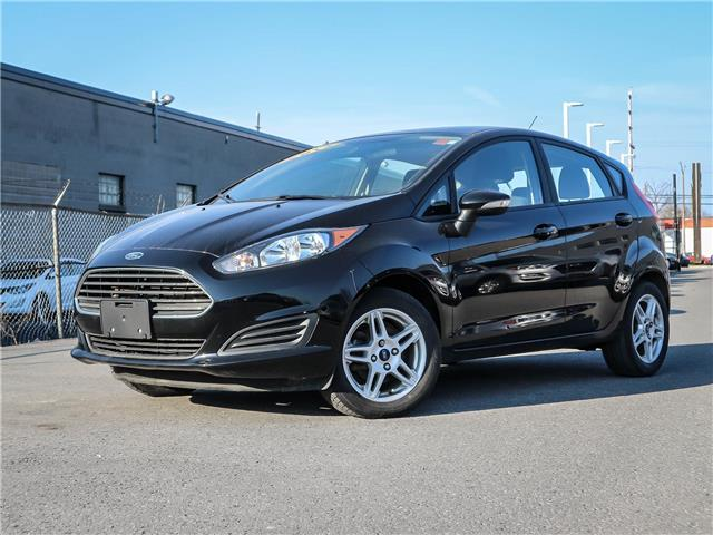 2017 Ford Fiesta SE (Stk: P41008A) in Ottawa - Image 1 of 8