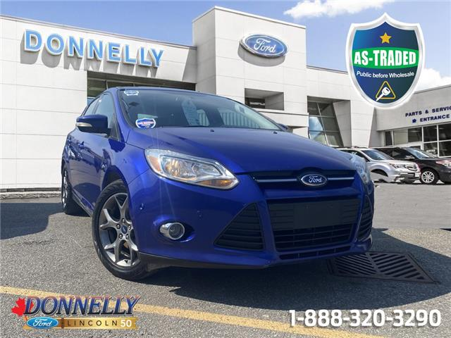 2013 Ford Focus SE 1FADP3K22DL119868 PBWDV112B in Ottawa