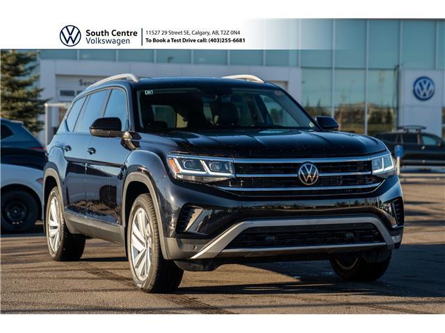 2021 Volkswagen Atlas 3.6 FSI Highline (Stk: 10184) in Calgary - Image 1 of 48