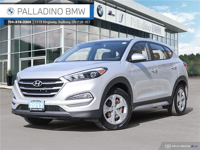 2017 Hyundai Tucson SE (Stk: BC0011) in Sudbury - Image 1 of 25