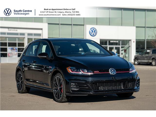 2021 Volkswagen Golf GTI Autobahn (Stk: 10191) in Calgary - Image 1 of 45
