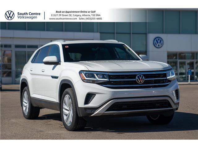 2021 Volkswagen Atlas Cross Sport 2.0 TSI Highline (Stk: 10209) in Calgary - Image 1 of 45