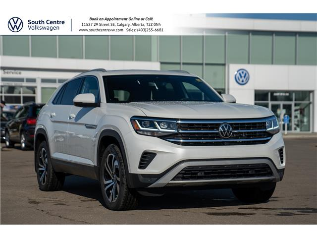 2021 Volkswagen Atlas Cross Sport 3.6 FSI Execline (Stk: 10211) in Calgary - Image 1 of 47