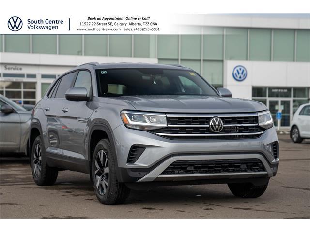 2021 Volkswagen Atlas Cross Sport 3.6 FSI Comfortline (Stk: 10212) in Calgary - Image 1 of 42
