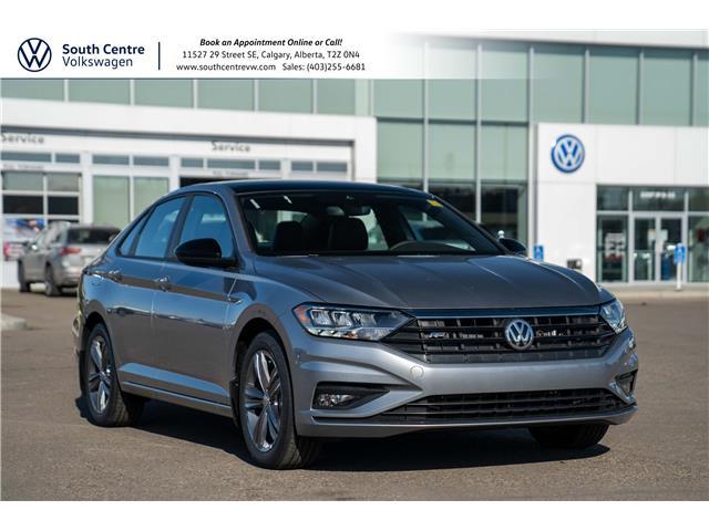 2021 Volkswagen Jetta Highline (Stk: 10218) in Calgary - Image 1 of 44