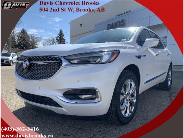 2021 Buick Enclave Avenir (Stk: 225505) in Brooks - Image 1 of 23