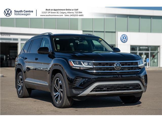 2021 Volkswagen Atlas 3.6 FSI Execline (Stk: 10230) in Calgary - Image 1 of 49