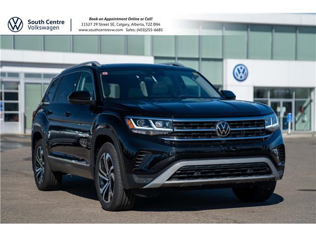 2021 Volkswagen Atlas 3.6 FSI Execline (Stk: 10231) in Calgary - Image 1 of 48