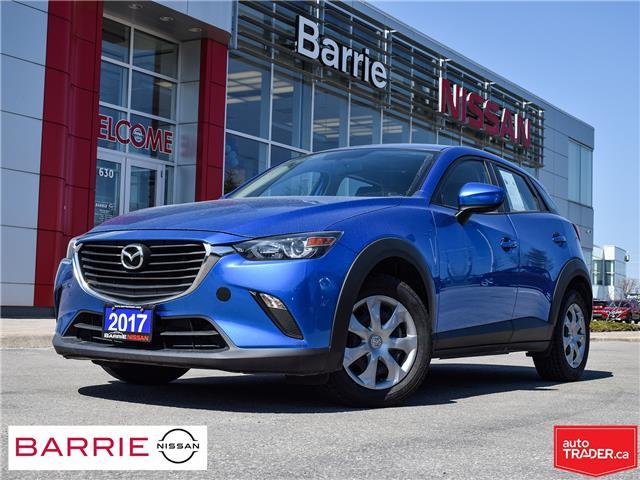 2017 Mazda CX-3 GX (Stk: P4750) in Barrie - Image 1 of 28