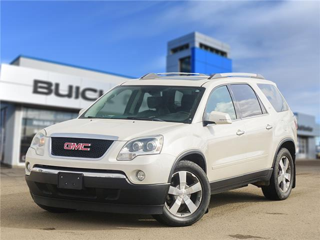 2012 GMC Acadia SLT (Stk: T21-1849A) in Dawson Creek - Image 1 of 17