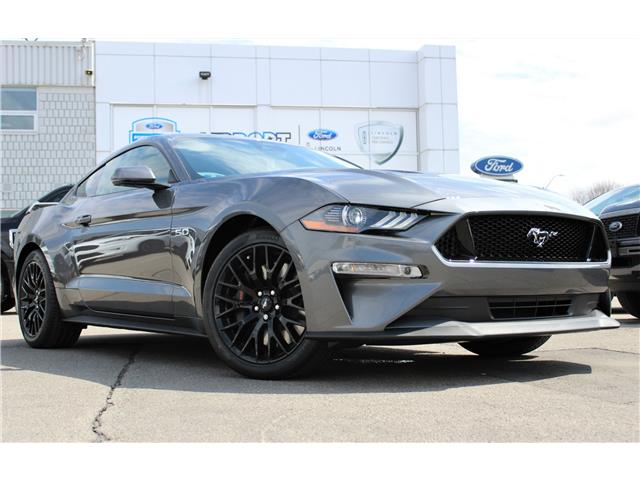 2021 Ford Mustang GT Premium (Stk: 210215) in Hamilton - Image 1 of 27