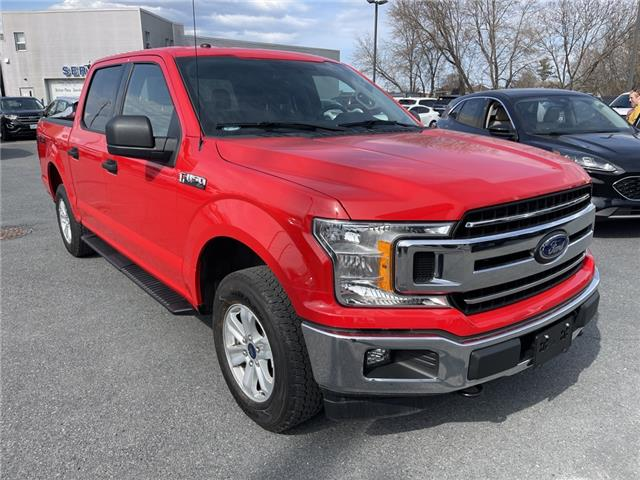 2018 Ford F-150 XLT (Stk: 21034A) in Cornwall - Image 1 of 29