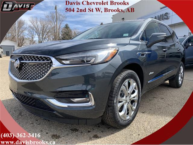 2021 Buick Enclave Avenir (Stk: 225620) in Brooks - Image 1 of 22