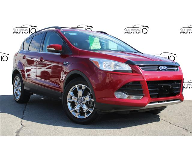 2013 Ford Escape SEL Maroon