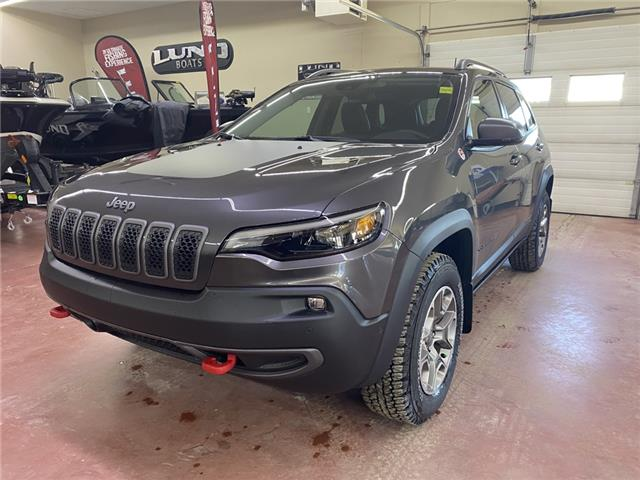 2021 Jeep Cherokee Trailhawk (Stk: T21-58) in Nipawin - Image 1 of 19