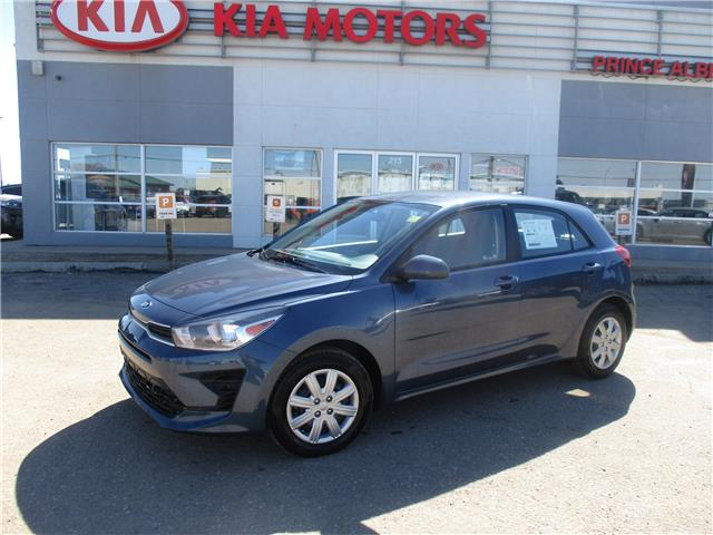 2021 Kia Rio LX+ (Stk: 41055) in Prince Albert - Image 1 of 18