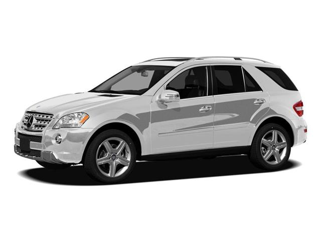 2010 Mercedes-Benz M-Class Base (Stk: 1RA0295A) in Lethbridge - Image 1 of 1