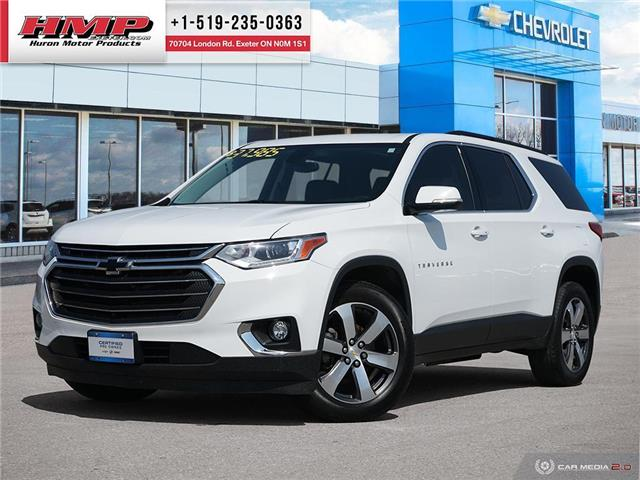 2019 Chevrolet Traverse 3LT (Stk: 90107) in Exeter - Image 1 of 27